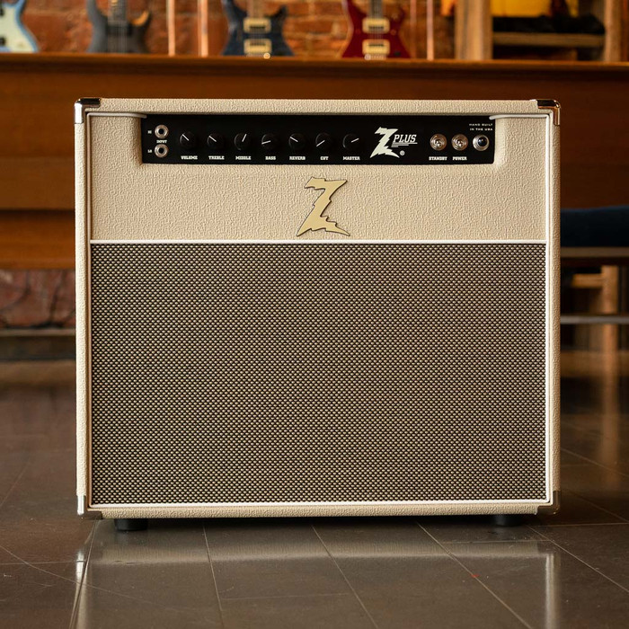 Dr. Z Z-PLUS 1x12LT - Blonde Used 2019