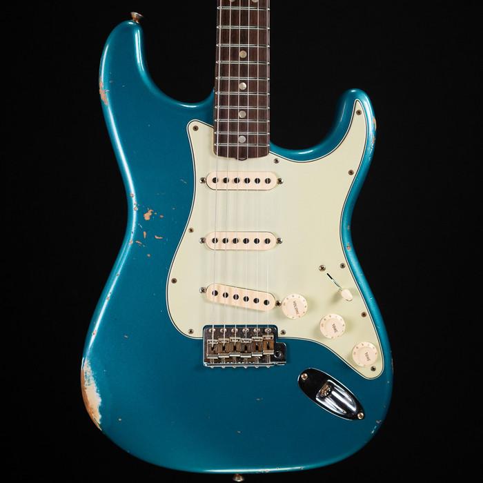 Fender Custom Shop 1965 Stratocaster Relic - Ocean Turquoise