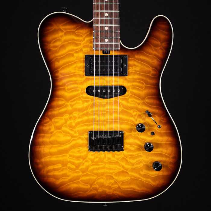 Sadowsky NYC Custom T-Style - Master Grade Quilt and Brazilian - 2015