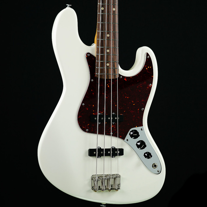 Suhr Classic J Bass - Olympic White
