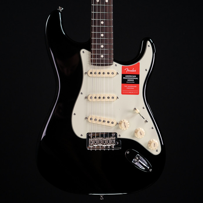 Fender American Professional Stratocaster - Black