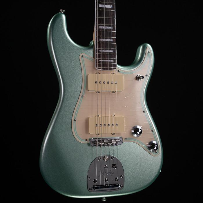 Fender Parallel Universe II Jazz Strat - Mystic Surf Green