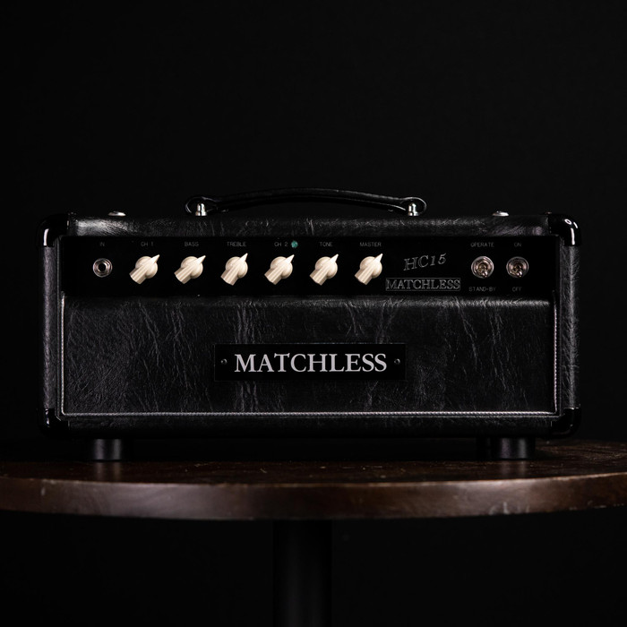 Matchless HC-15 Head - Black