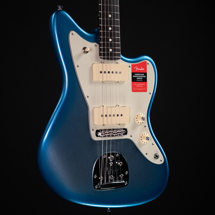 Fender Limited Edition American Professional Jazzmaster Rosewood - Sky Burst Metallic