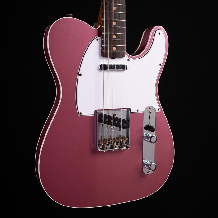 Fender Custom Shop 1960 Telecaster Custom - Burgundy Mist Metallic w/ Roasted Maple