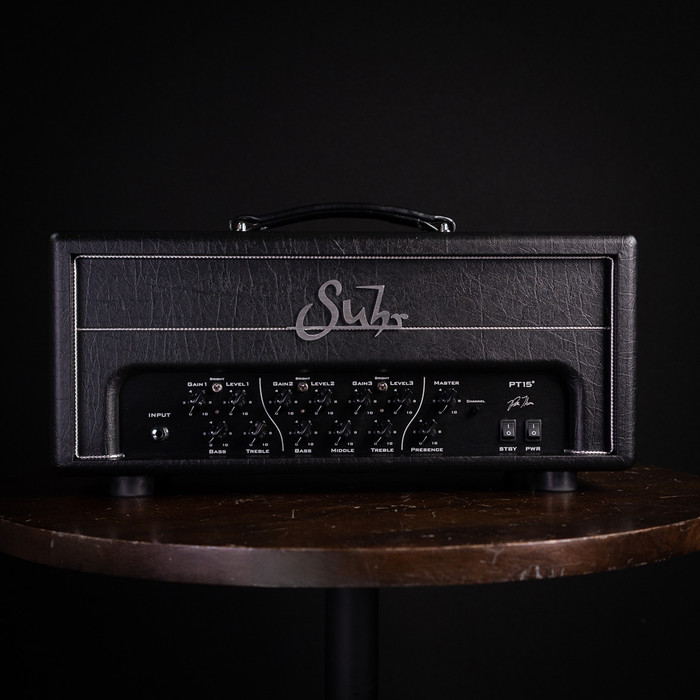 Suhr Pete Thorn PT15 - 3-Channel Tube Head