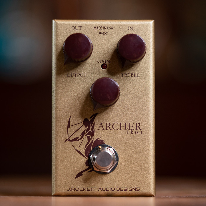 J. Rockett Archer Ikon Overdrive/Boost