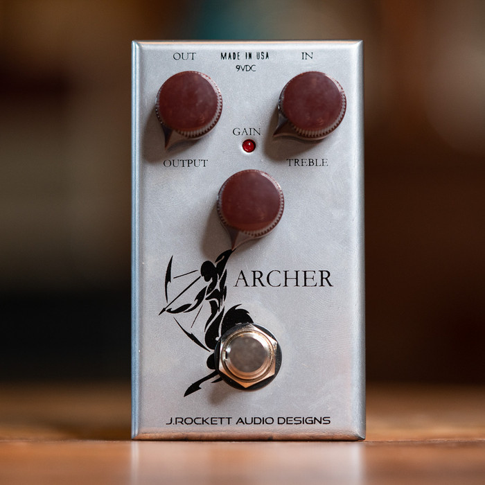 J. Rockett Archer Overdrive/Boost