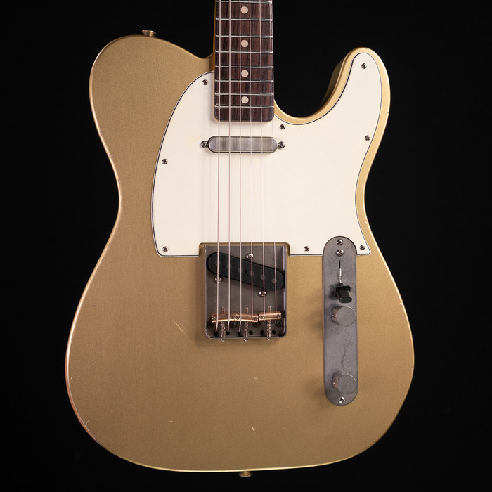 Nash Guitars T-63 - Aztec Gold w/ Light Aging