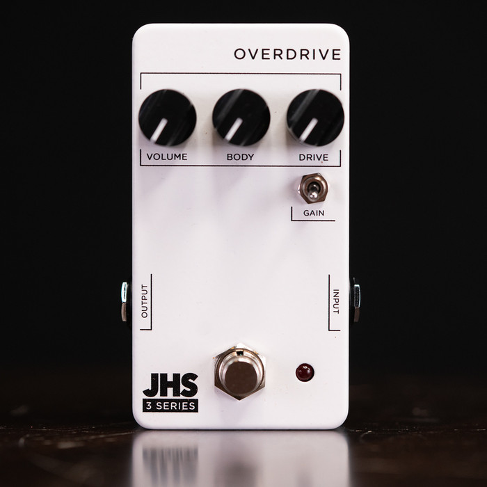 JHS Pedals - 3 Series Overdrive Pedal