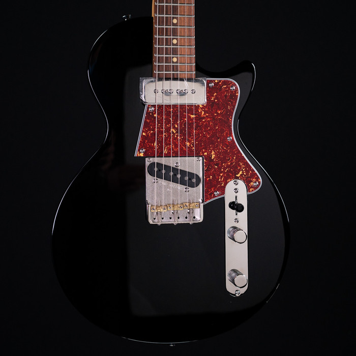 Fano Guitars Omnis SP6 - Bull Black