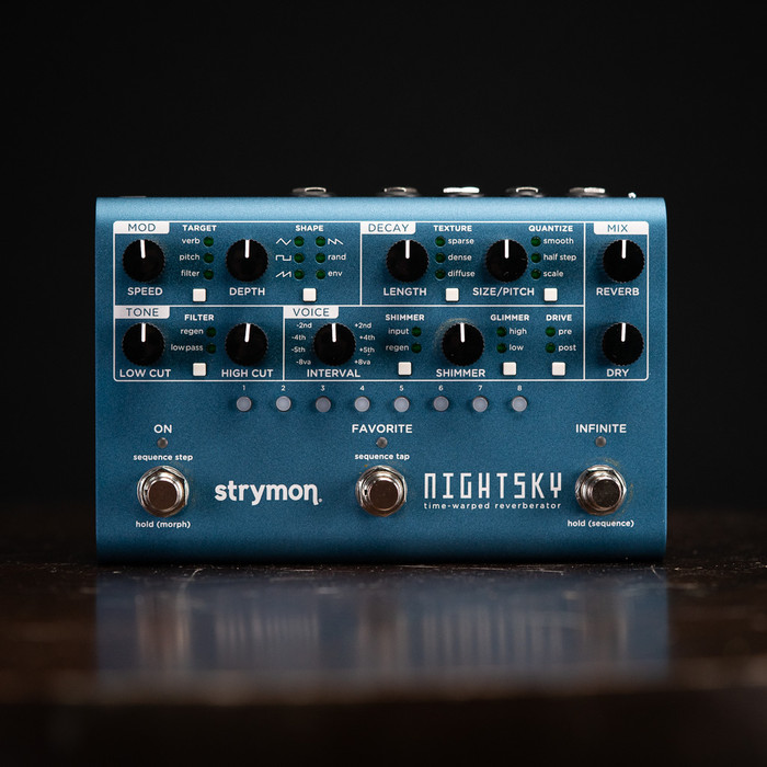 Strymon NightSky - Time Warped Reverberator