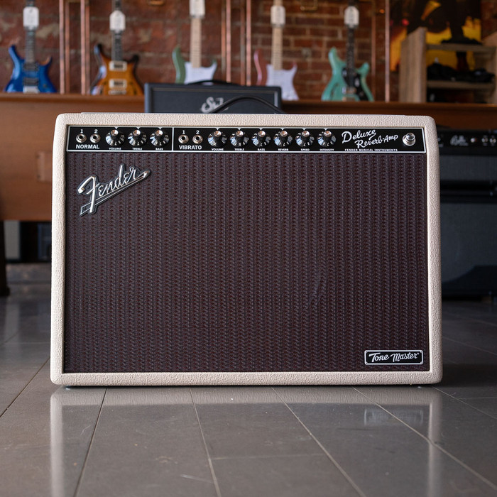 Fender Tone Master Deluxe Reverb - Blonde