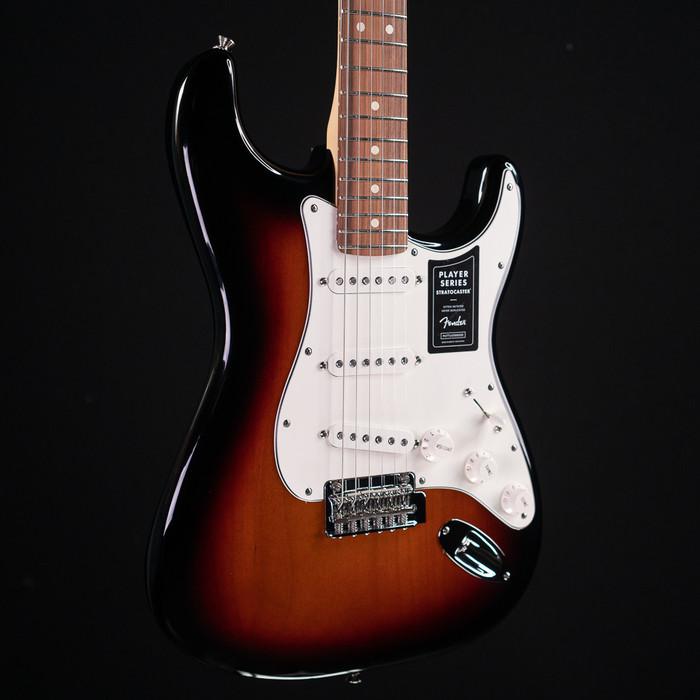Fender Player Stratocaster - 3-Color Sunburst