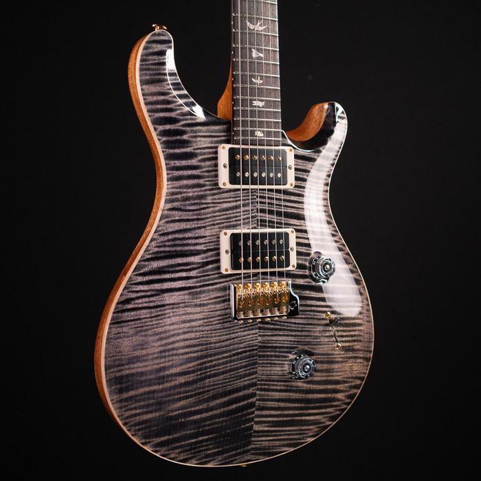 PRS Custom 24 10-Top - Charcoal