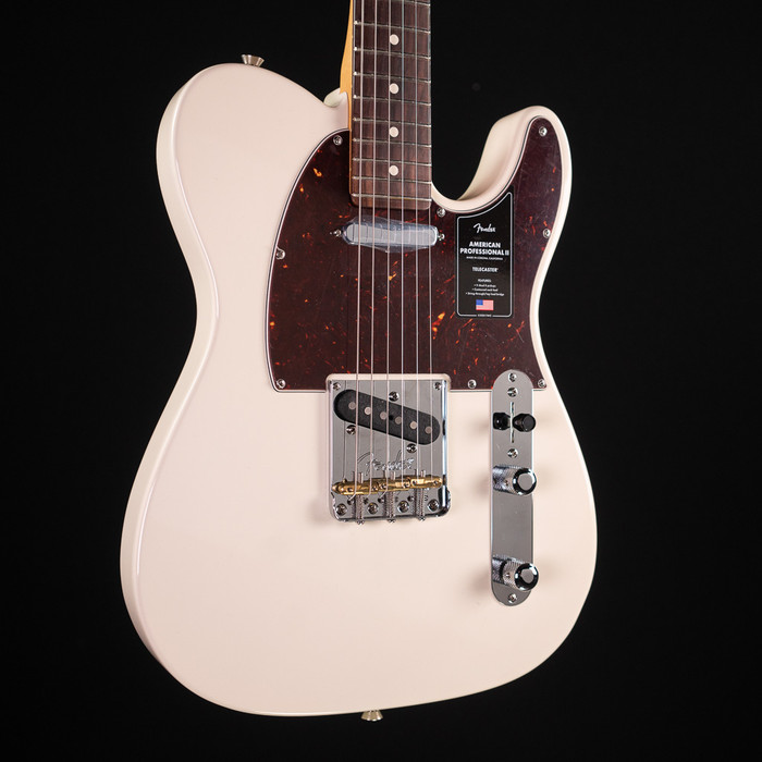 Fender American Professional II Telecaster - Olympic White
