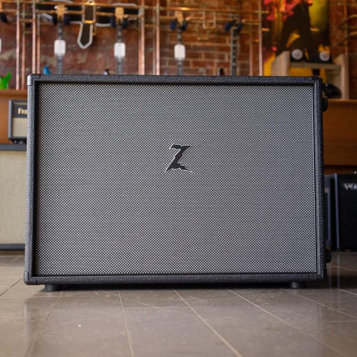 Dr. Z Z Best LT 2x12 Cabinet - Black/Salt & Pepper