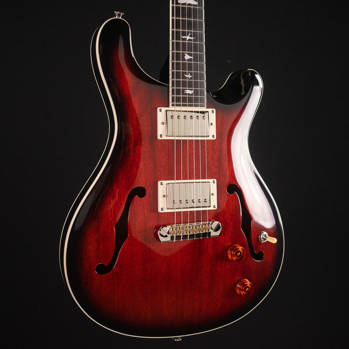 PRS SE Hollowbody Standard - Fire Red - Used