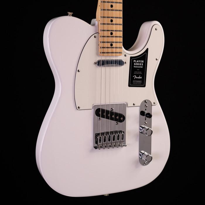 Fender Player Telecaster - Polar White w/ Maple