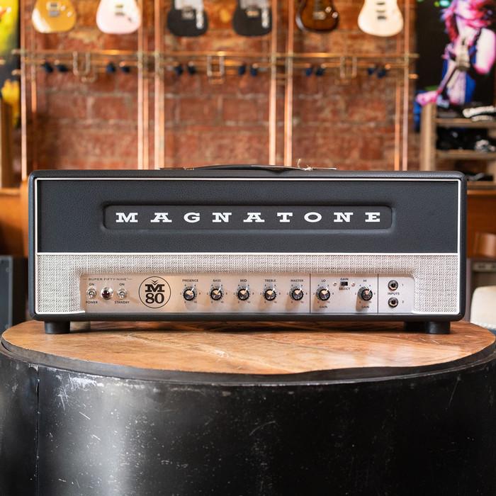 Magnatone Super Fifty-Nine M-80 Head - Black