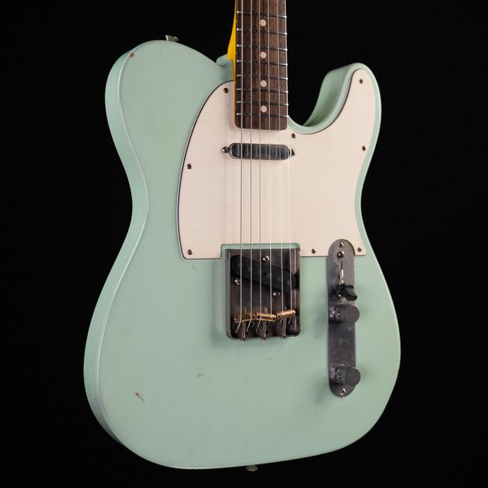 Nash Guitars T-63 - Surf Green w/ Light Aging