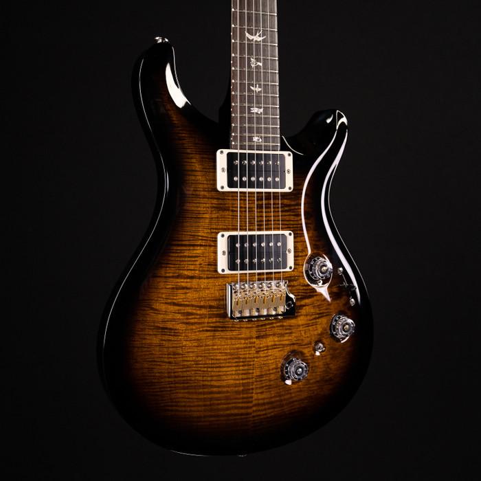 PRS Custom 24 Piezo - Black Gold Burst