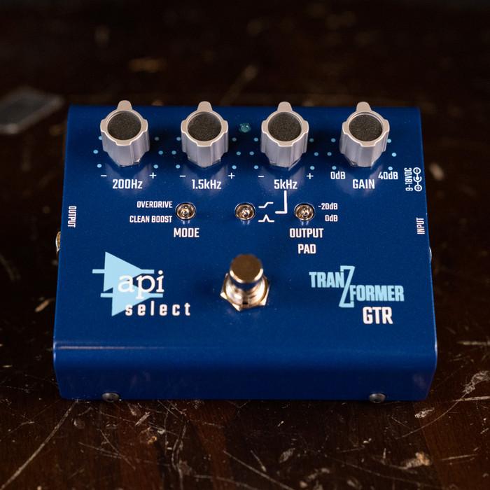 API Audio Select TranZformer GTR Pedal