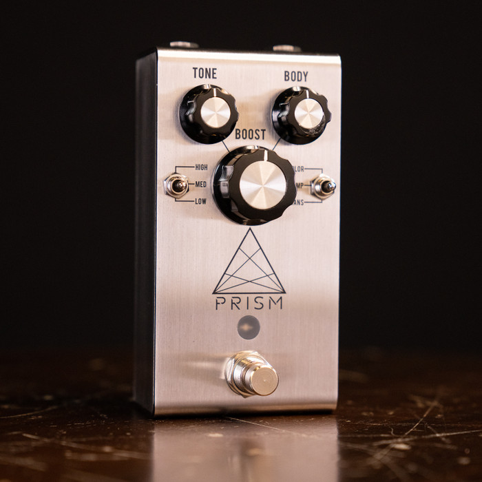 Jackson Audio Prism Boost/Preamp Pedal