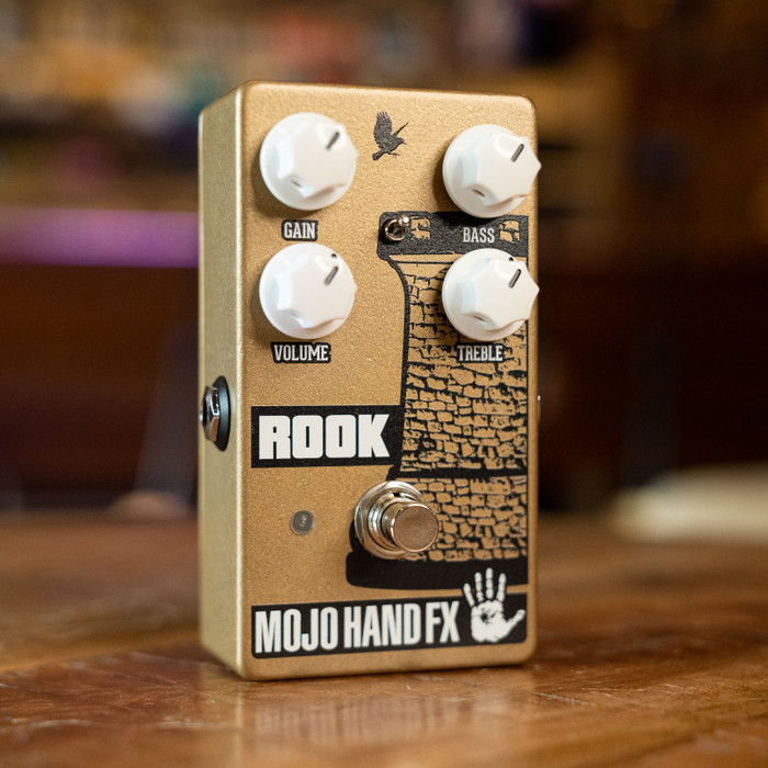 Mojo Hand FX Rook Classic Overdrive Pedal