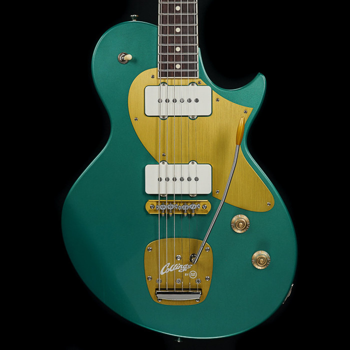 Collings 360 LT M Special Edition - Sherwood Green Aged