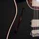 Suhr Custom Classic T - Black w/ 5A Roasted Birdseye Maple - 2017