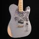 Fender Brad Paisley Road-Worn Telecaster - Silver Sparkle