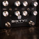 LPD Pedals Sixty8 Stacked Overdrive/Distortion Pedal