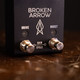 Jackson Audio Broken Arrow V2 Overdrive Pedal - Midi - Black