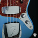 Fender Custom Shop 1960 Jazz Bass Journeyman Relic - Faded Aged Lake Placid Blue