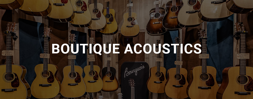 Midwood Guitar Studio | America's Boutique Guitar Shop