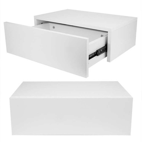 Modern Wall-Mounted Floating Bedside Table