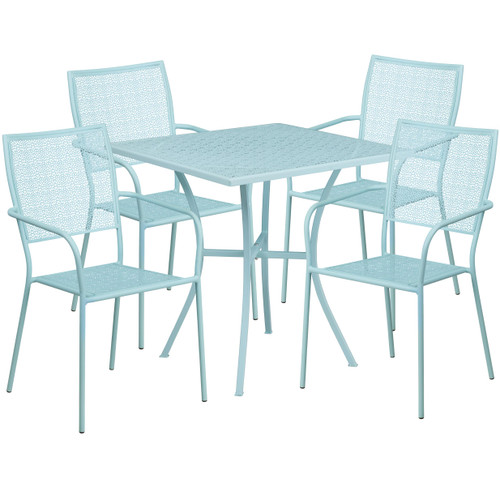 Square Back Chairs