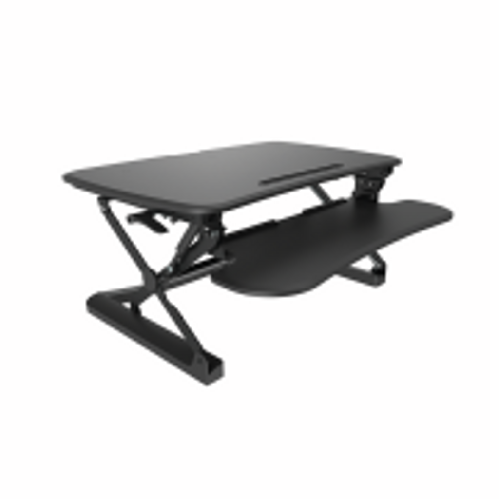 Sit/Stand desktop riser 680mm wide