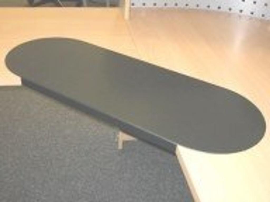 Metro Desk Bridge D end 800mm x 290mm