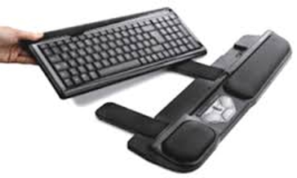 Showing keyboard support