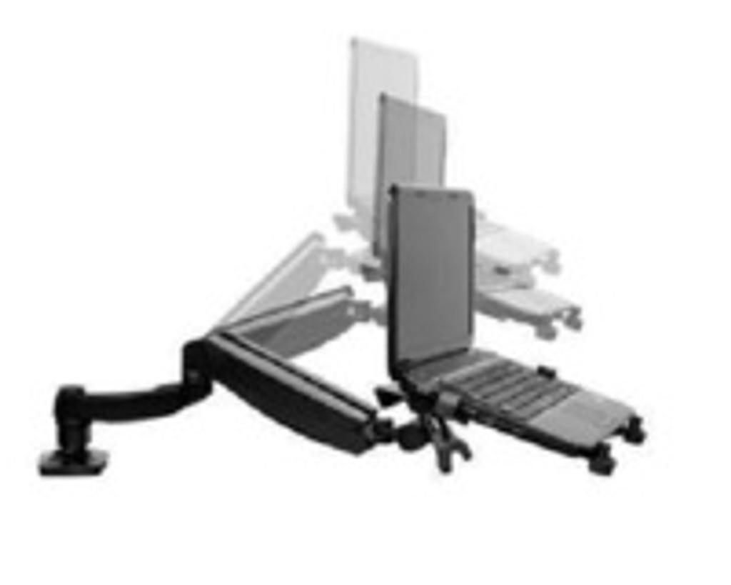 Laptop/Tablet Plate for Cutlass & Sabre monitor arms
