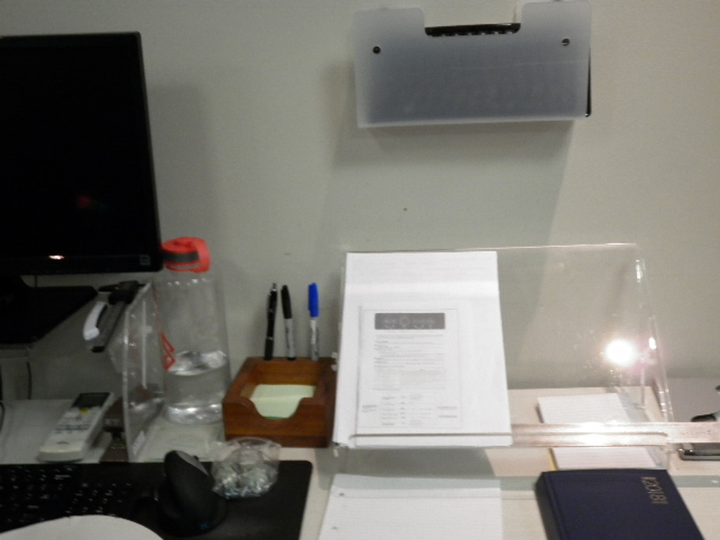 Groovy300 Box for ergonomic equipment