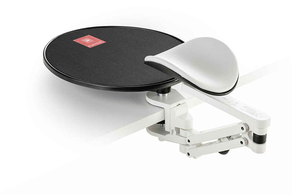 Ergorest Armrest High model with mouse platform and long arm