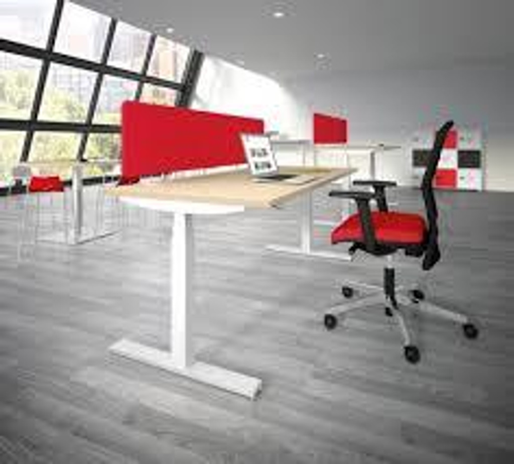 Ritehite Sit/Stand Electric Rectangle 1400 mm x 800 mm