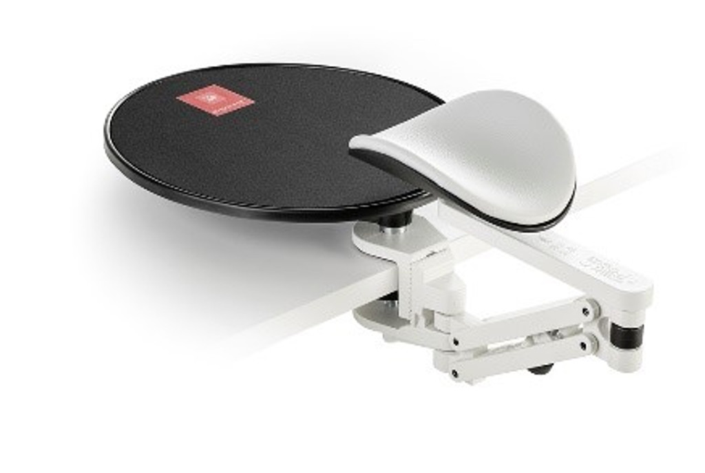 Ergorest wide jaw with mouse platform long pad and arm