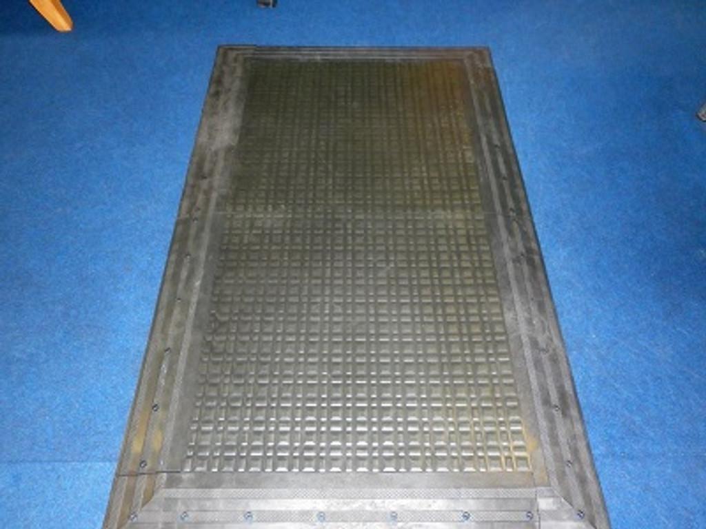Sit/Stand Compression mat Ergomat 1620 mm x 620 mm x 15 mm