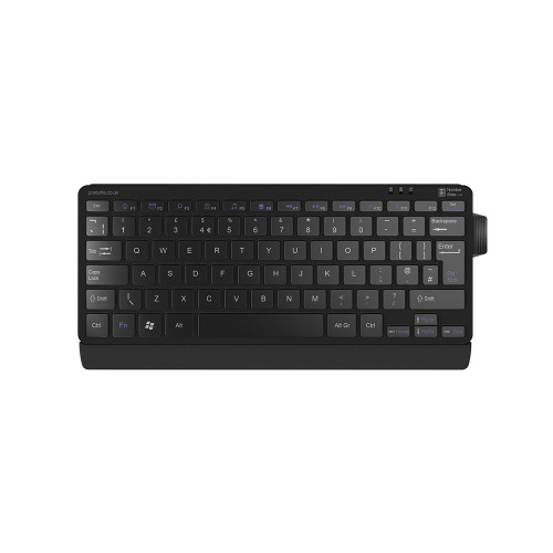 Keyboard Posturite Compact V2 Bluetooth with slide out numeric pad