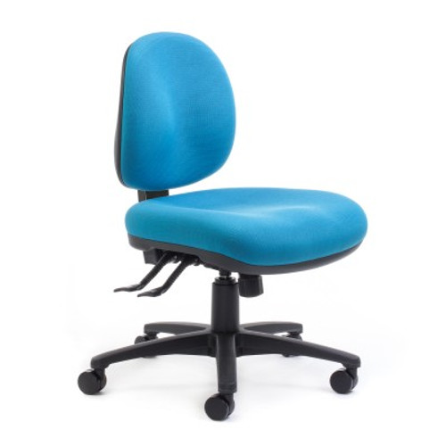 Chair Relax 3 lever medium back 530 wide x 530 deep