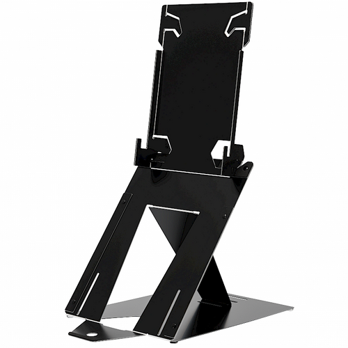 "R-Go ""Heads-up"" Duo Laptop Stand adjustable Black"